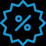 percentage seal